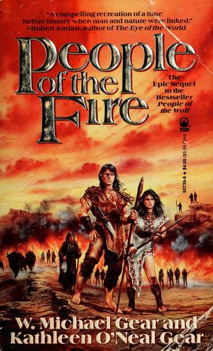 People of the Fire by Kathleen O'Neal Gear