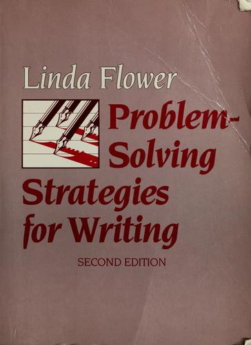 Problem-solving strategies for writing