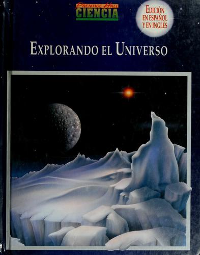 Explorando el universo by Anthea Maton