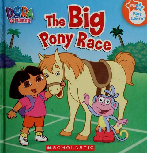 The big pony race by Erica David