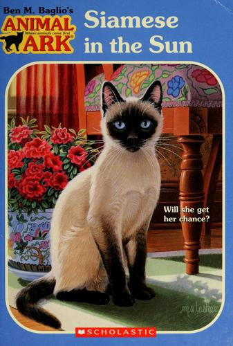 Siamese in the Sun (Animal Ark Series #40) by Jean Little