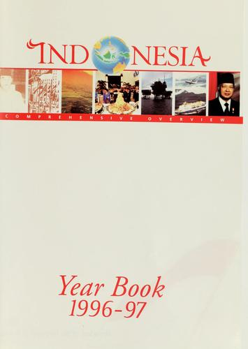 Indonesia yearbook by