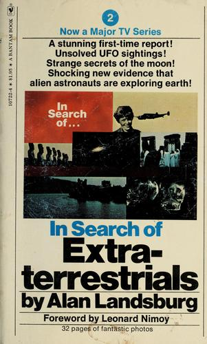In search of extraterrestrials by Alan Landsburg