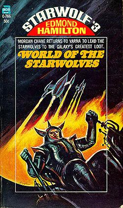 World of the Starwolves by Hamilton, Edmond