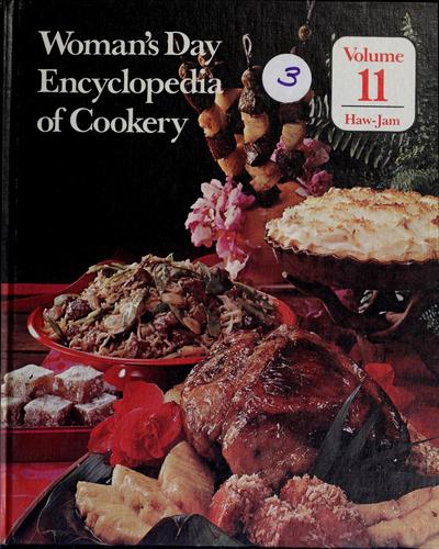 Woman's Day encyclopedia of cookery by Jeanne Voltz, Norma H. Dickey