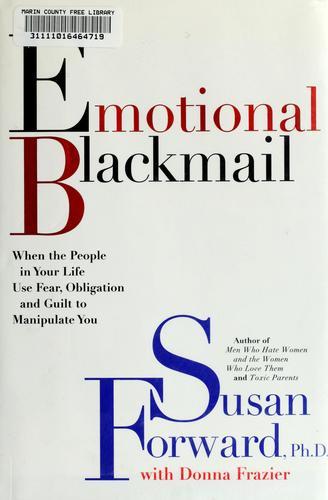 Emotional blackmail