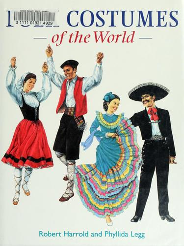 Folk costumes of the world by Robert Harrold