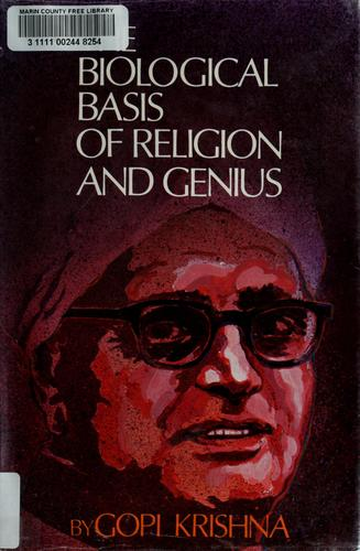 The biological basis of religion and genius.
