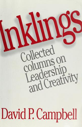 Inklings by David P. Campbell
