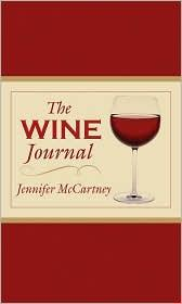 The Wine Journal by Jennifer McCartney
