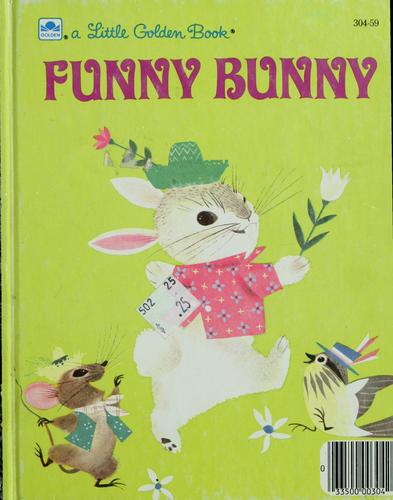 Funny Bunny by Rachel Learnard