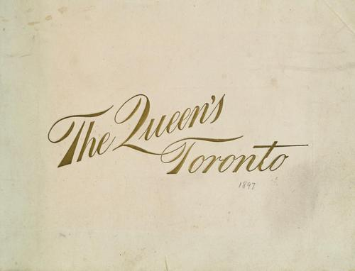 The Queen's, Toronto by