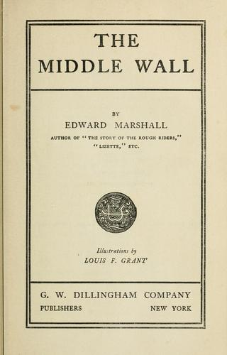 The middle wall by Marshall, Edward