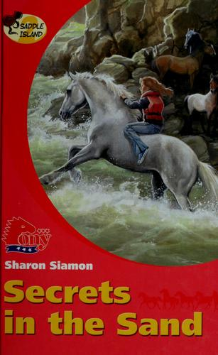 Secrets in the sand by Sharon Siamon