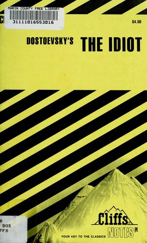 The idiot by Gary Carey