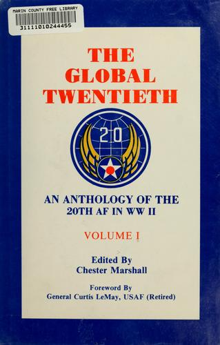 The Global Twentieth by Chester Marshall