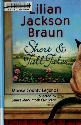 Short and tall tales by Jean Little