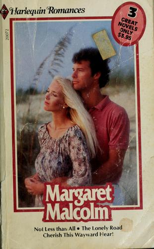 The third anthology of 3 Harlequin romances by Margaret Malcolm by Margaret Malcolm